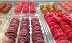 gluten- pink cookies
