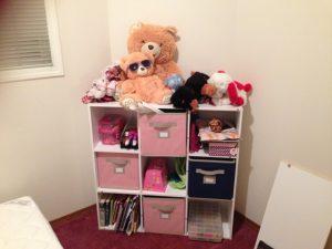 Girls New Storage